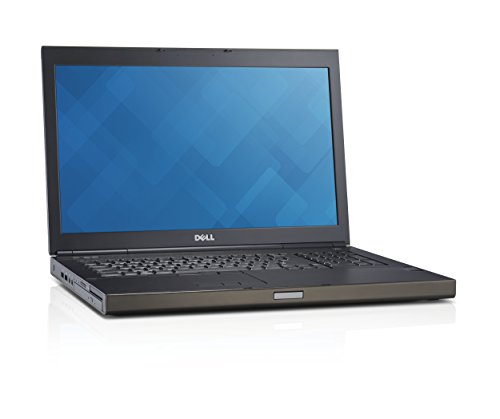 DELL Precision M6800 - notebooks (i7-4810MQ, DVD±RW, Touchpad, Windows 7 Professional, Lithium-Ion (Li-Ion), 64-bit, Grigio)