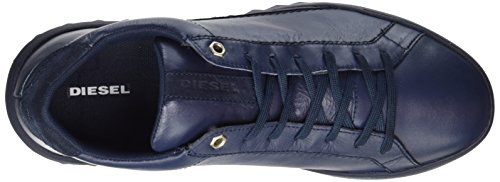 Diesel Herren Stud-v S-Studzzy Pure-Snea Y01591 Sneaker Blau (Blue Iris)