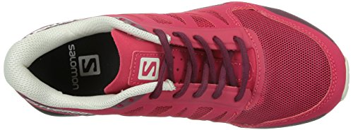 Salomon, Stivali da escursionismo donna Rosa (lotus pink,bordeaux,light grey)