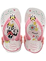 Havaianas Baby Mickey Minnie 19 Br, Unisex Babies' Walking Baby Shoes