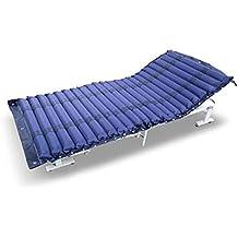 XUAN Drive Medical Colchón eléctrico de la bomba y colchón almohadilla almohadilla inflable de la cama para la úlcera de presión y el tratamiento dolorido