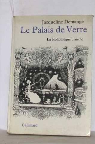 Le palais de verre (Pop'Corn, mon amie II). Illustrations de Luc Ballon. 1966. Cartonnage de l'éditeur. 174 pages. (Littérature enfantine)