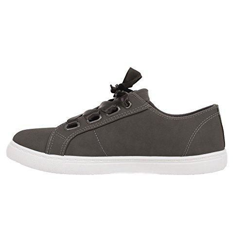Primtex Damen Sneaker Grau