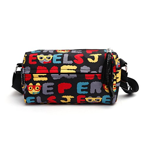 AOTIAN 7766#, Borsa bowling donna Multicolore G-MHTY J-HSZM