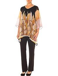 b62e7d1522cf Amazon.it  Oro - Tailleur pantalone   Tailleur e giacche  Abbigliamento