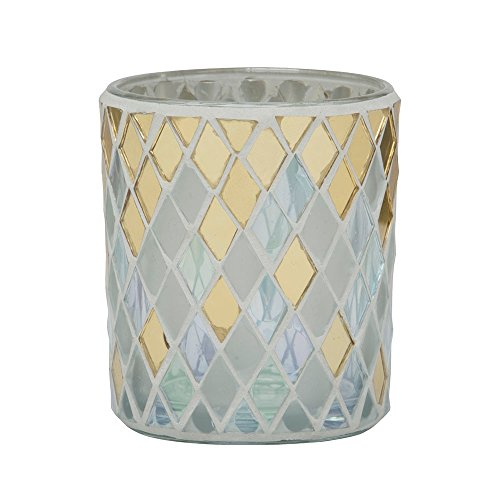 Yankee Candle Holiday Party 2016 Celebrate Mosaic Design Votive Holder 1521401