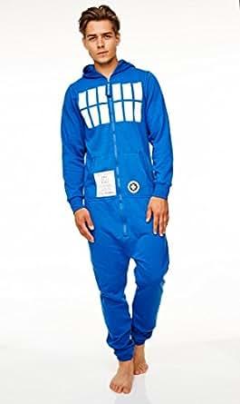 Dr Who Tardis Jumpsuit (Adult Large)