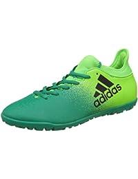 watch 60d06 16d31 adidas X 16.3 TF, Scarpe per Allenamento Calcio Uomo, Verde (Versol Negbas