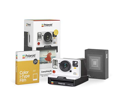 Polaroid Originals - 4940 - Everything Box White (1 Camera + 1 Pack of Film + 1 Archive Box) Polaroid Box