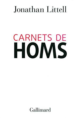 Carnets de Homs (Hors série Connaissance) par Jonathan Littell