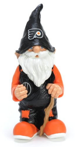 Philadelphia Flyers NHL Garden Gnome