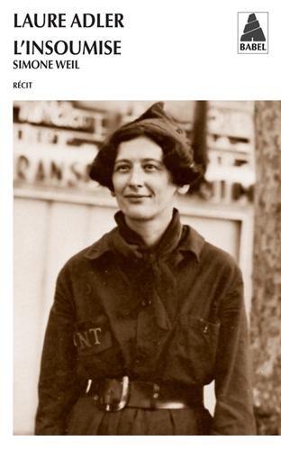 """<a href=""""/node/93115"""">L'insoumise : Simone Weil</a>"""