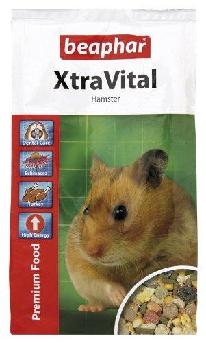 Beaphar XtraVital Hamster Futter 500g