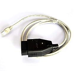 NiceCheck Ethernet zu OBD ENET ESYS OBDII F-Serie Coding OBD ENET Coding versteckte Daten Tool