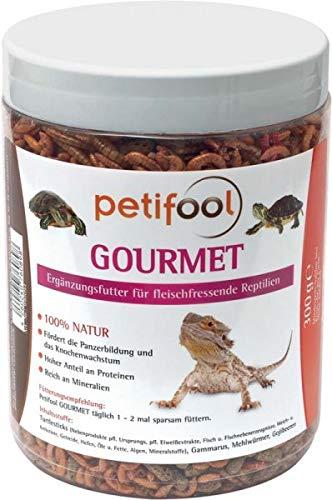 Gourmet 300g-Natur Reptilienfutter