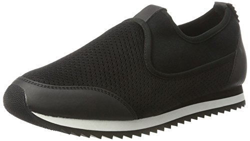 GERRY WEBER Damen Aki 04 Sneakers Schwarz (Schwarz)