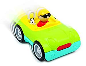 Giggles Build and Play Car
