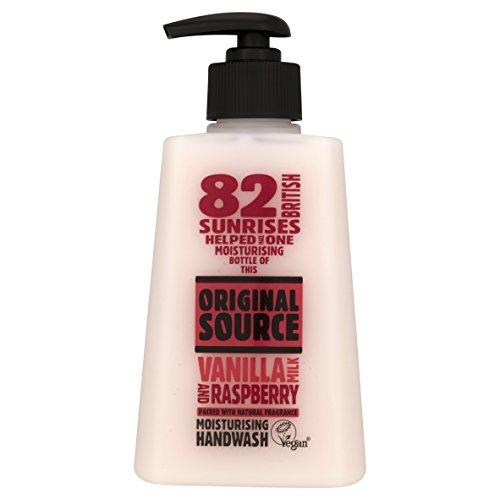 Original Source Feuchtigkeitsspendende Handseife, 250 ml, 6 Stück -