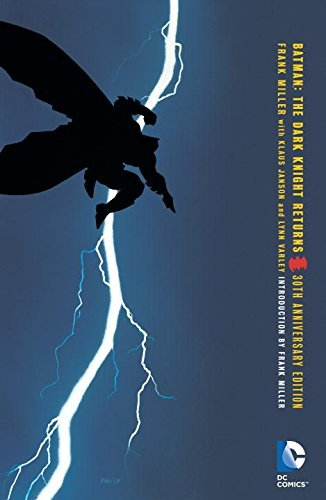 Batman: The Dark Knight Returns 30th Anniversary Edition by Frank Miller (February 16,2016)