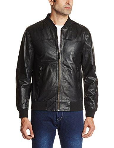 Arrow Newyork Men's Leather Jacket (8907036908473)