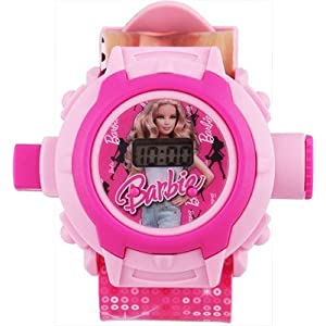 Sunny Rajwal Barbie 24 Images Projector Kids Watch