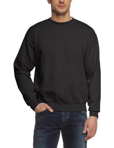 fruit-of-the-loom-herren-sweatshirt-12200b-gr-52-54-l-schwarz-36-schwarz
