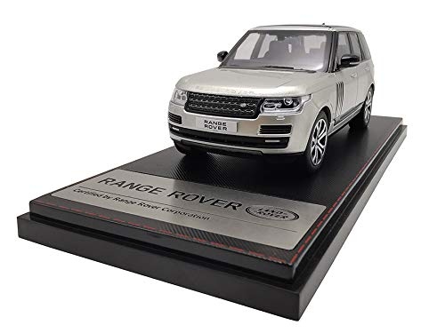 LCD Models LCD43001CH - Land Rover Range Rover SV Autobiography Dynamic 2017 Champagne - maßstab 1/43 - Sammlungsmodell - diecast Lcd-land Rover