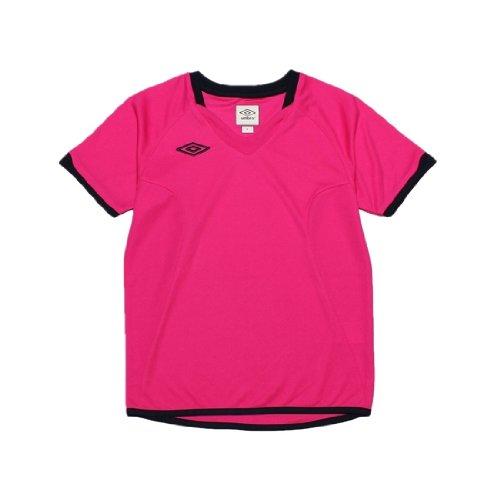 umbro-t-shirt-m-c-lider-jr-taille-14-ans-rose