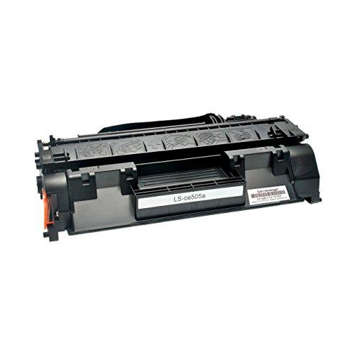 Logic-Seek Toner kompatibel zu HP CE505A 505A Laserjet P 2033 2034 2035...