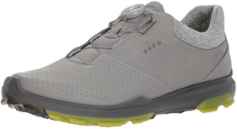 ECCO Biom Hybrid 3 Zapatillas de Golf, Hombre, Gris (Gris 50986), 44 EU