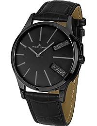 Jacques Lemans Herren-Armbanduhr 1-1813G