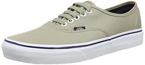 Vans Unisex-Erwachsene U Authentic High-Top Beige ((Pop) seneca ro FKC)