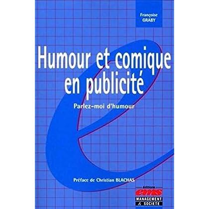 Humour et comique en publicité