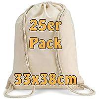 16c1eff338 Piccolo zaino sacchetto di stoffa di cotone Zaino Zainetto Borsa Sport per  bambini Asilo Scuola Bambini