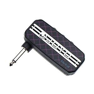 Joyo JA-03 - Amplificatore tascabile per chitarra, sonorità metalliche, con uscita in cuffia