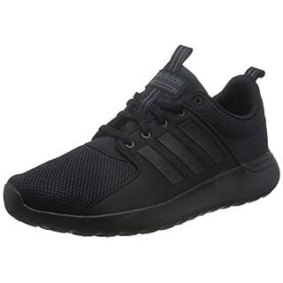 adidas Herren Cf Lite Racer Laufschuhe, Mehrfarbig (Core Black/core Black/utility Black F16), 44 EU