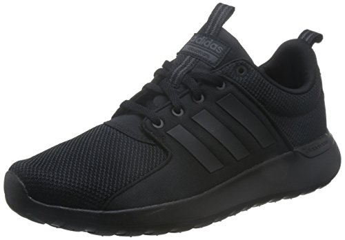 new concept c45a2 4ff68 adidas Mens Cf Lite Racer Running Shoes, Black (Core Blackcore Black