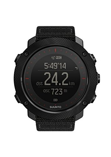 Suunto Traverse Alpha Watch (Black/Red)