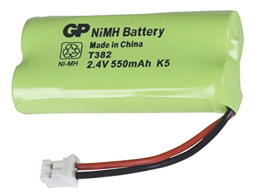 Eurosell NiMH-Akku 2.4 V 550 mAh zb für Siemens Gigaset A120 A140 A240 A245 A260 A265 AL145 AS150