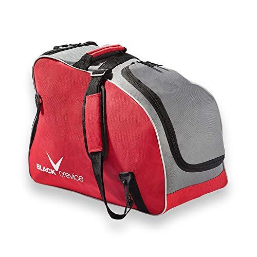 Black Crevice Skischuh- und Skihelmtasche red/Grey One Size