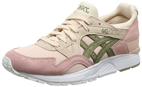 Asics Gel-lyte V, Zapatilla De Deporte Donna Multicolore (evening Sand / Aloe)