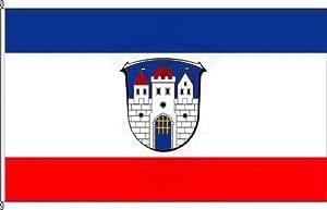 Bannerflagge Fischbachtal - 120 x 300cm - Flagge und Banner