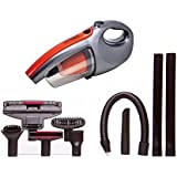 Sheffield Classic Vacuum Cleaner With Suction & Blower Dual Function, 800Watt Powerful, 8 Attachements
