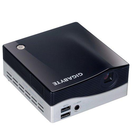 B-BXPi3-4010 Barebone UM87 i3-4010U USB3.0 HDMI Mini-DisplayPort DC-In WiFi WLAN RTL8111G ()