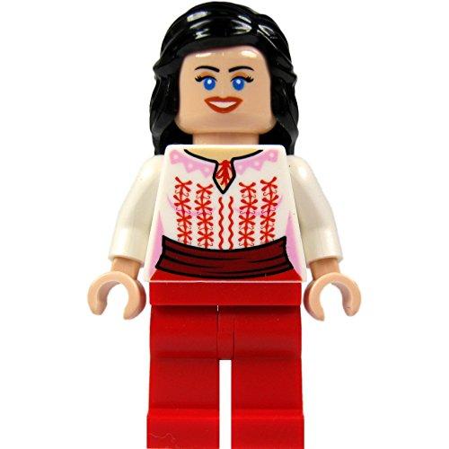 LEGO INDIANA JONES - Minifigur MARION RAVENWOOD - seltene Variante mit Cairo Outfit aus Set 7195 (Lego-sets Jones Indiana Lego)
