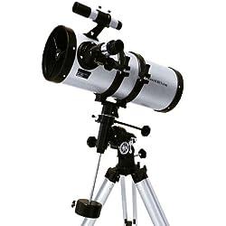 Big Boss de Seben: Télescope réflecteur 1400-150 EQ3 Big Pack inclus