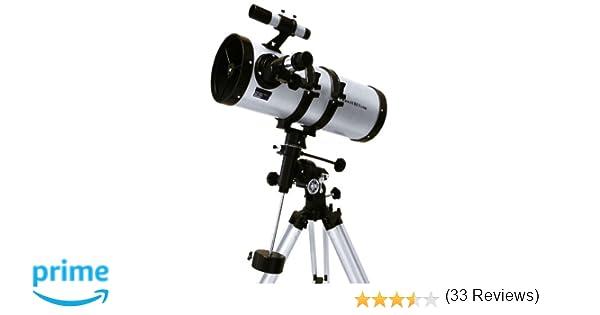 Big boss de seben télescope réflecteur eq big pack
