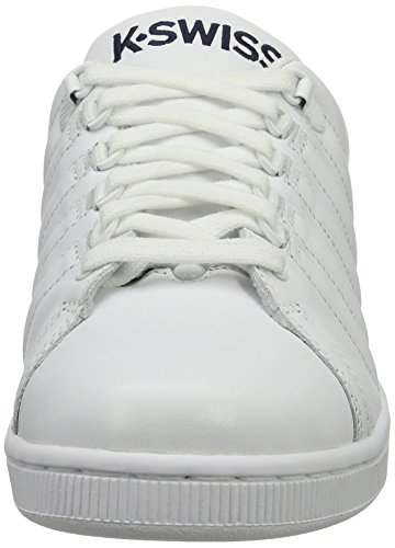 K-Swiss Herren Lozan Iii Tt Sneakers Weiß(WHITE/NAVY)