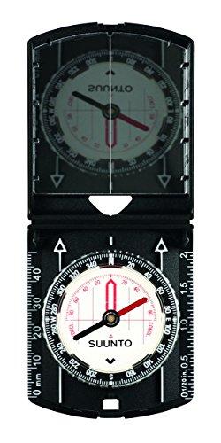Suunto Kompass MCB NH Mirror Compass Messer, schwarz, One size