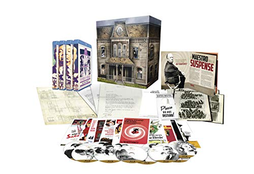 The House Of Hitchcock (Box Set) (15 Blu Ray)